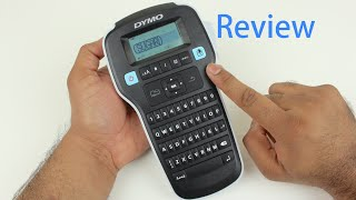 Dymo LabelManager 160 Handheld Label Maker Review