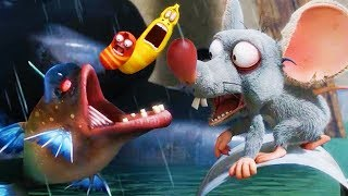 LARVA - EXTREME FLOODS | Cartoon Movie | Cartoons For Children | Larva Cartoon | LARVA Official