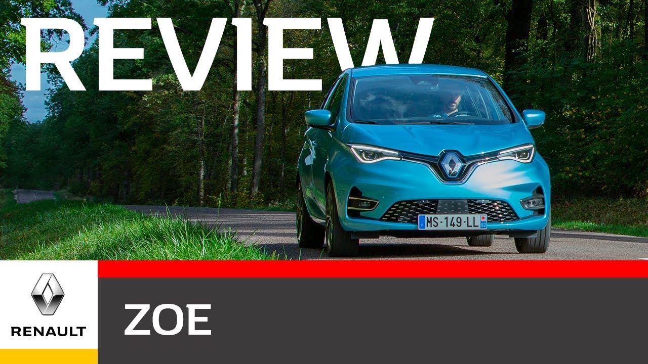 Renault ZOE Vdeo Recensione