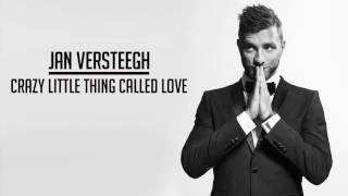 Jan Versteegh - Crazy Little Thing Called Love (Official audio)