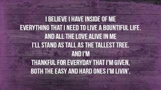 """Video thumbnail of """"I'm Here (The Color Purple 2015 Cast) - Cynthia Erivo with Lyrics"""""""