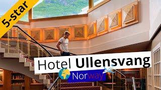 REVIEW: Hotel Ullensvang In Hardanger, Norway
