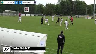 Coupe Régionale Intersport : FC CHALON - JURA SUD FOOT (2-0)