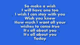 Chris Brown - It's All About You Lyrics