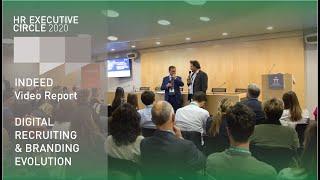 Youtube: Digital Recruiting & Branding Evolution - HR Executive Circle, Roma/Milano ottobre 2019 - Intervista