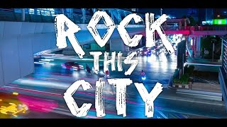 "The Animal In Me - ""Rock This City"" (Lyric Video)"