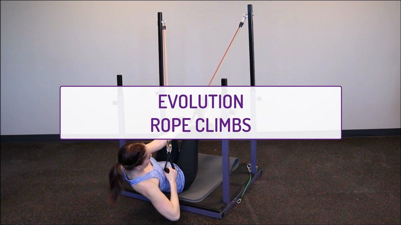 Evolution Rope Climbs