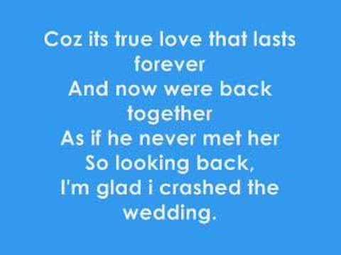 Música Crashed The Wedding