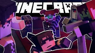 FNAF SISTER LOCATION IN MINECRAFT?! | Minecraft Hide N Seek (Funny Moments)