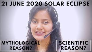 Why this year Solar Eclipse is Special? Know Scientific and Mythological reason behind it 🎇🎇🎇