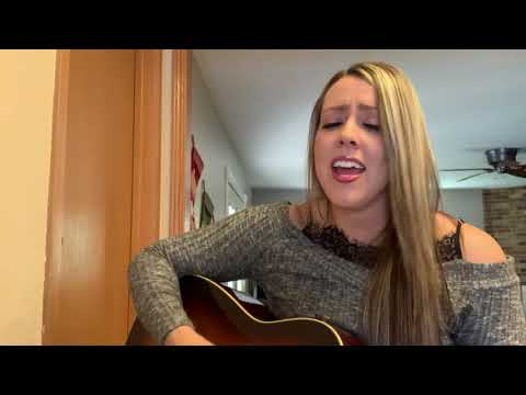 """Carly Pearce, Lee Brice """"I Hope You're Happy Now"""" Cover by Heather Wellman"""