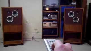DIATONE KB 610H - Back Loaded Horn Speaker