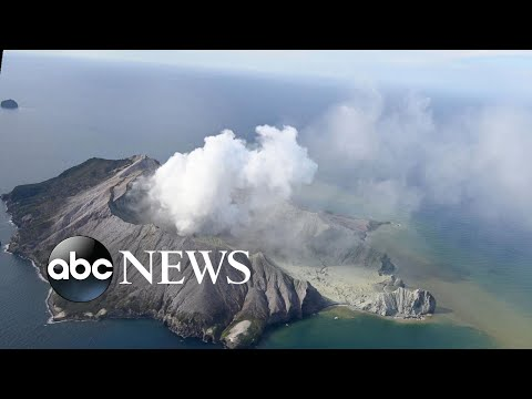 5 dead, multiple injured and missing after New Zealand volcano erupts l ABC News