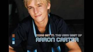 Im all about you - Aaron Carter w/ LYRICS HIGH QUALITY
