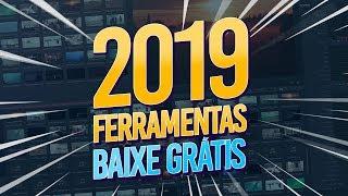 BAIXE GRÁTIS PACK 2019 FERRAMENTAS PARA EDITORES