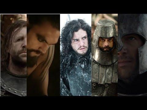 Game Of Thrones'daki En İyi 10 Savaşçı (8. Sezon Dahil)