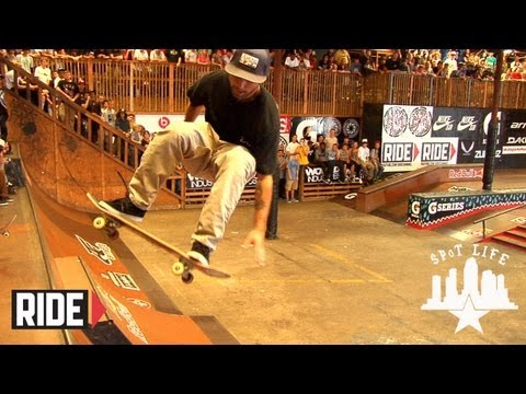 Mike Peterson and Kyle Berard Raw Footage Tampa Pro 2012: SPoT Life Event Check