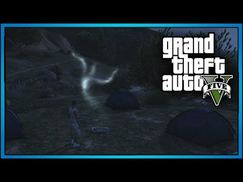 GTA 5: SCARY GHOST LOCATION EXPLAINED!! - (Addition To The