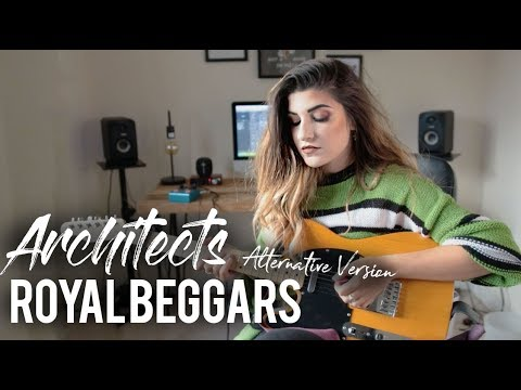 Architects - Royal Beggars cover | Christina Rotondo