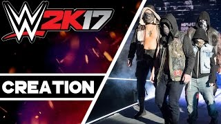 WWE 2K17 Creations: SAnitY (Xbox One)
