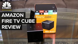 Is The Amazon Fire TV Cube A Must-Buy? | CNBC