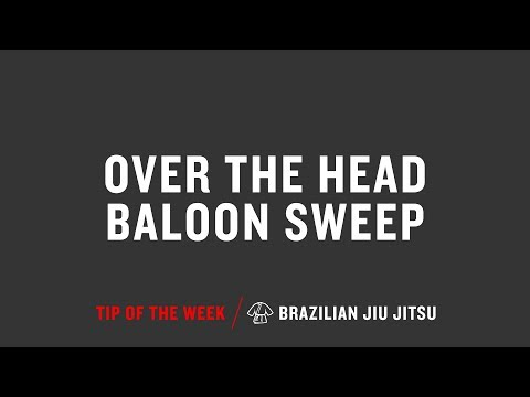 Over The Head Baloon Sweep