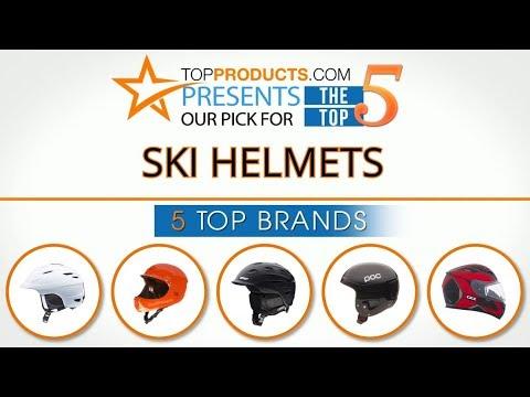 Best Ski Helmet Reviews 2017 – How to Choose the Best Ski Helmet