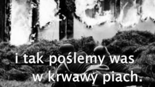 preview picture of video 'Sabaton - 40:1 Polskie napisy, lyrics- army24.org'