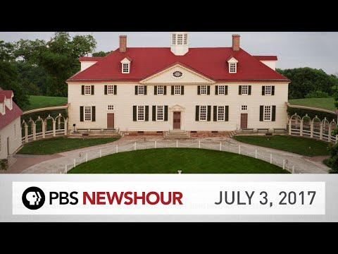 PBS NewsHour full episode July 3, 2017
