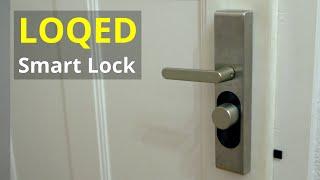 Das smarte Türschloss OHNE SCHLÜSSEL! - LOQED Smart Lock Test Fazit nach einem Monat!