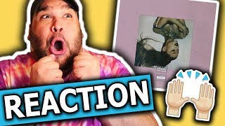 Ariana Grande - thank u, next (Album) REACTION