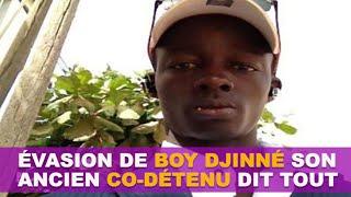 Boy Djinné : son incroyable évasion racontée par son ancien co-détenu !