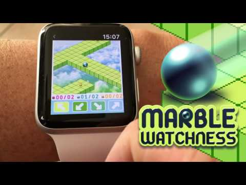 Marble Watchness - Only on Apple Watch!