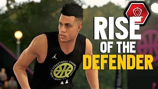 NBA LIVE 19 THE ONE | THE RISE OF THE WING DEFENDER DRIP DROP Ep.1