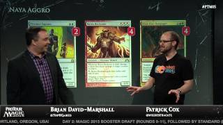 Pro Tour Magic 2015: Deck Tech with Pat Cox -