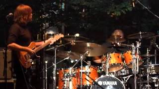 Mike Stern Band - Dave Weckl - Live Jazz Fest - Jam & Chatter