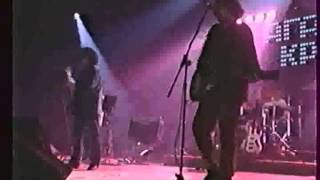 Фрагменты концерта Агаты Кристи в Мурманске в 1996 году