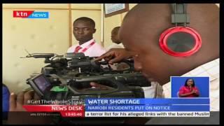Nairobi residents to brace themselves for tough times as Ndakaini Dam dries up