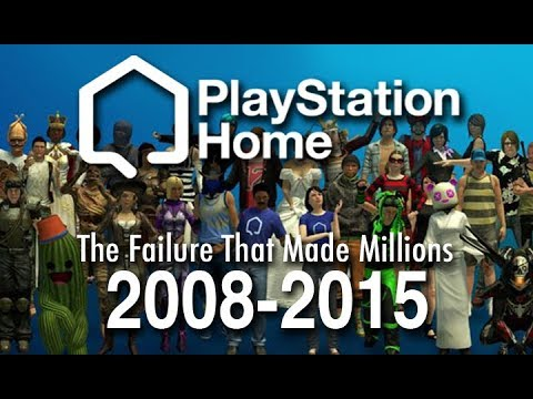 PlayStation Home Documentary: The Failure That Made Millions (2019)