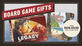 IGN Holiday Gift Guide: The Best Board Game and Dungeons and Dragons Gifts 2019