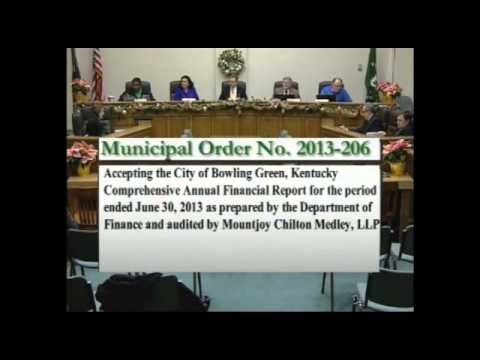 12/17/13 Board of Commissioners Regular Session