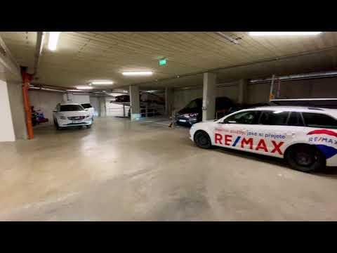 Video z << Prodej garážového stání, 10 m2, Brno >>