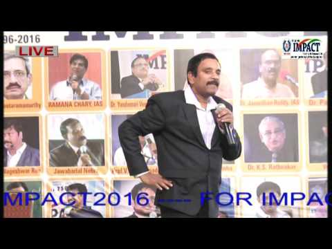 Live In Present-Power of Now|Jayasimha|TELUGU IMPACT Nalgonda 2016-Part2