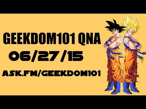 More God Transformations, SSJ2 Goku vs. Cell, Fusion Power, King Cold's Forms, + MORE QNA 6/27/15