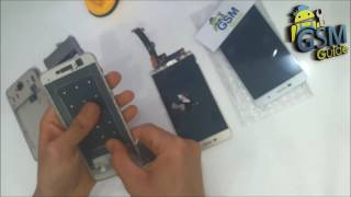 Huawei Y6 pro (TIT)  Lcd Screen Repair Replacement - GSM GUIDE