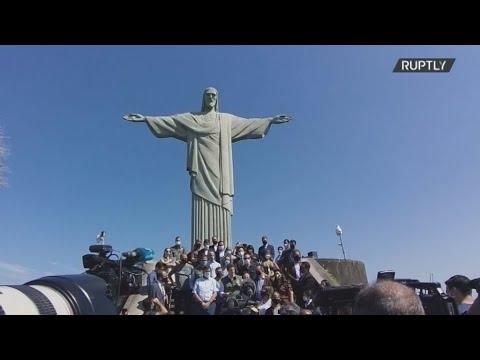 Βραζιλία-κορονοϊός: Ανοίγει για το κοινό το διάσημο άγαλμα του Χριστού του Λυτρωτή