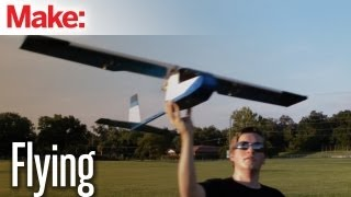 Maker Hangar: Episode 14 - Flying