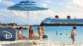 Disney Cruise Line: Castaway Cay
