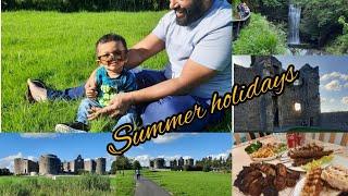 Summer holidays ~ Explore Ireland ~ BBQ DAY ~