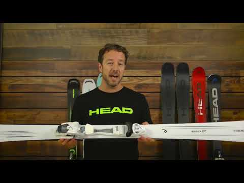 Head Absolut Joy with SLR System Skis - Women's